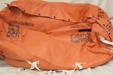 Load image into Gallery viewer, 20 Man Life Raft Carrying Case, P/N 63A80H6-1, Includes rip cord, New!