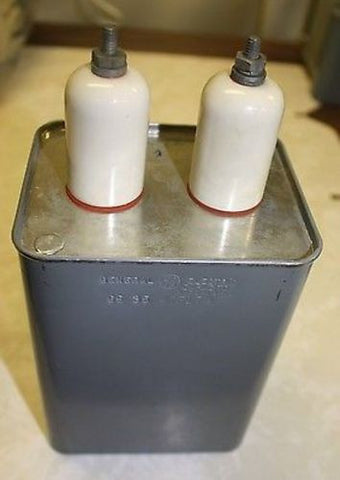 General Electric Capacitor, CP72E1EM205K1