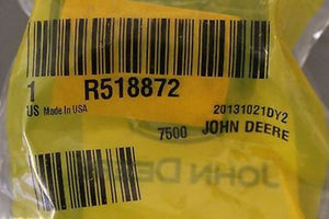 John Deere Compression Spring, P/N: R518872, NSN: 5360-01-567-4821, New