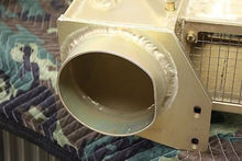 Load image into Gallery viewer, Rotary Sweeper Duct Assembly, P/N 12313497, NSN 3830-01-229-3995