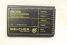 Load image into Gallery viewer, Melcher BM 3000 DC-DC Converter,