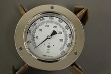 Load image into Gallery viewer, Baumer Dial Indicating Pressure Gage, PN 81030, 6685-01-222-8110, New