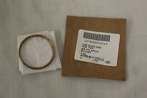 Optical Retaining Ring, NSN: 1240-00-025-0269, P/N 895219, New!