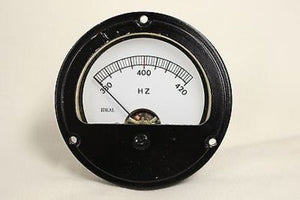 Ideal Eletrical Frequency Meter, Hz, 36.1920, 30554/72-5016, 6625-01-095-7044