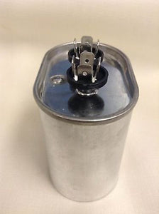 Lot of 50 Supco Oval Run Capacitor, CR20X370, 20 MFD x 370 V Single Oval, New