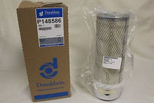 Load image into Gallery viewer, Donaldson Intake Air Cleane Filter, P/N: P148586, NSN: 2940-01-524-7928, New!
