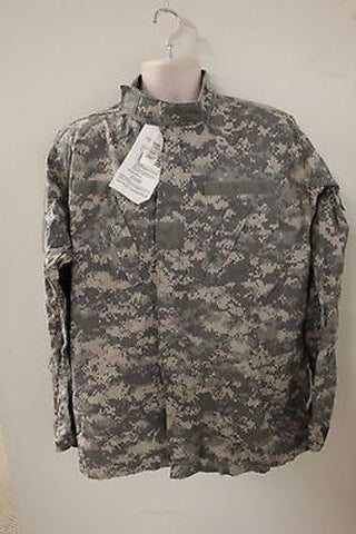 ACU Perm Guard Combat Coat, Size: Medium-Long, NSN: 8415-01-586-0645, New