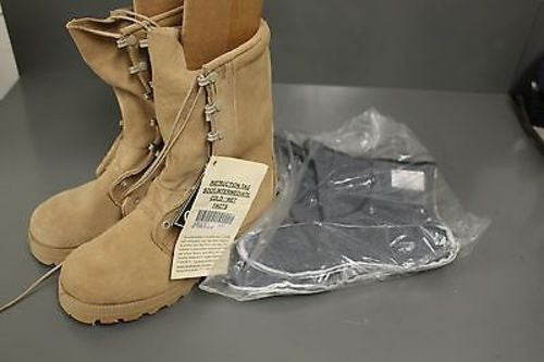 Intermediate Cold Weather Boots, Size: 6.0 R, NSN: 8430-01-527-8211,New