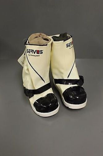 Servus Overboots TPU Overshoes w/ Steel Toe, Size: XS, New!