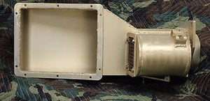 Rotary Sweeper Duct Assembly, P/N 12313497, NSN 3830-01-229-3995
