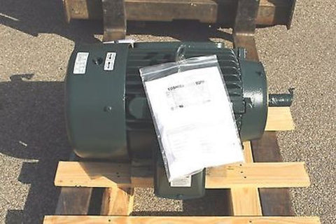 Toshiba Induction Motor, NSN 6105-530-1607, Model 4K4020L187912, New!