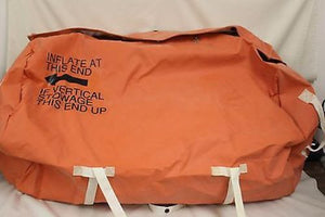 20 Man Life Raft Carrying Case, P/N 63A80H6-1, Includes rip cord, New!