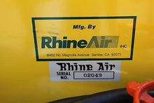 Load image into Gallery viewer, Rhine Air Inc, Mdl NF 21-1, High Pressure Ambient Air Breathing Pump, New
