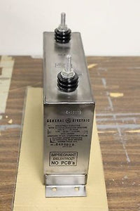 General Electric Dielectrol Capacitor, 35 KVAR, E402013