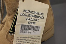 Load image into Gallery viewer, Intermediate Cold Weather Boots, Size: 6.0 R, NSN: 8430-01-527-8211,New