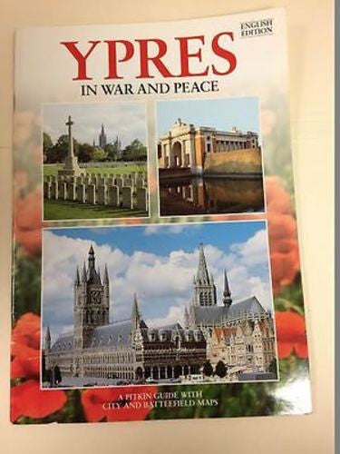 YPRES In War And Peace, English Edition, ISBN 0-85372-610-8