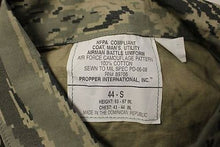 Load image into Gallery viewer, Propper Air Force Man's Utility Coat, Size: 44S, NEW!
