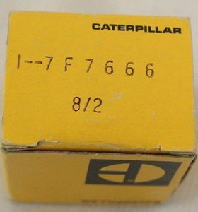 Caterpillar Engine Popper Valve, PN 7F7666, New