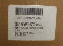 Load image into Gallery viewer, Piston Compression Ring, P/N 0200300, NSN 3895-00-989-3406, NEW!