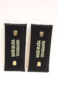 Pair of Vanguard U.S. Army Shoulder Strap: Second Lieutenant