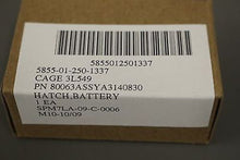 Load image into Gallery viewer, PVS-7A/C Battery Hatch, P/N: 207973-100, NSN: 5855-01-250-1337, New