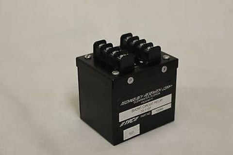 TRCElectromagnetic Relay for Generator, NSN 5945-00-192-0245, P/N 70-1137, NEW!