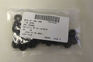 Nut, Self Locking, Extended Washer, Pkg 32 NSN 5310-01-155-1905, PN 115303A, NEW