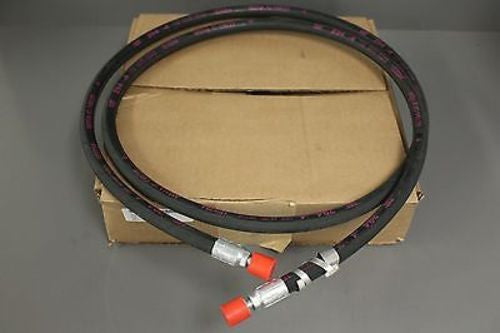CAT Hose Assembly, P/N: 9D6678, NSN: 4720-01-062-5295, New