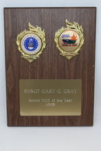 Load image into Gallery viewer, US Air Force Plaque