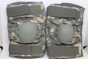 US Military Digital ACU Elbow Pads, 8145-01-530-2161, Large, Grade B