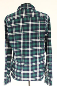 Aeropostale Mens Plaid Shirt, Medium, New!