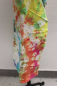 Tie Dyed Bakers Food Handler's Apron, New (#4)