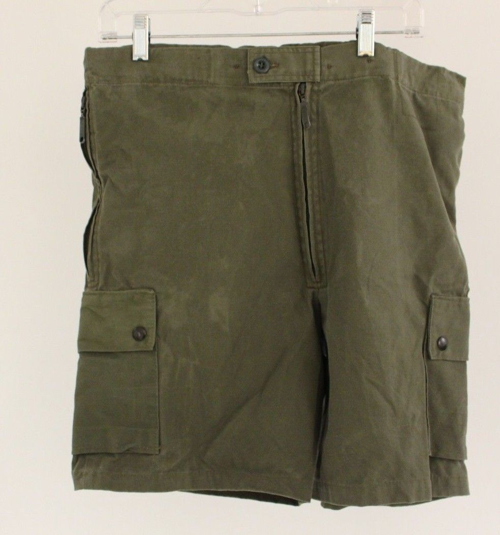 US Military Brunex OD Green Shorts, Size: 48/78