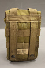 Load image into Gallery viewer, US Military Molle 1 Qt. Canteen Pouch, 8415-01-516-7976, Coyote Brown