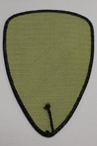 1st Cavalry Division OCP Patch, Hook & Loop Back, 8455-01-647-5743, New