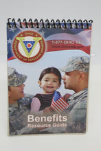 Load image into Gallery viewer, US Military Benefits Resource Guide