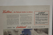 "Load image into Gallery viewer, ""Ventura"" The Hudson's Brother In Defense War Magazine Memorabilia"