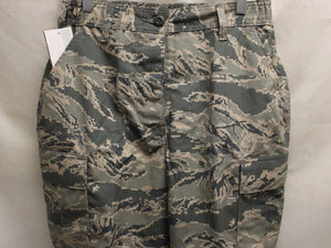 USAF Women's Utility Trousers, Digital Tiger, 14 R, NSN 8410-01-598-7600, New