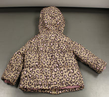 Load image into Gallery viewer, Carters Girls Winter Coat, 18 months