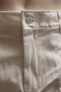 Men's Medical & Dental Personnel Uniform Trousers, 30x34, White