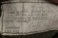 Load image into Gallery viewer, US Military M-1951 Field Trouser Liner, Size: Long-Medium, Wool Frieze