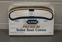 Load image into Gallery viewer, Krystal Toilet Seat Covers, Pack of 250, NEW!