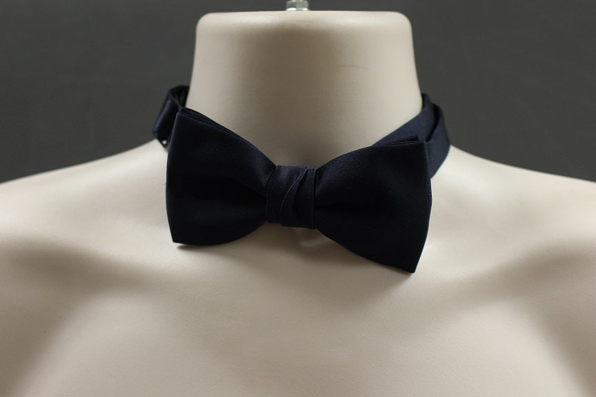 US Military Men's Bow Tie, Blue