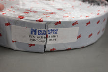 Load image into Gallery viewer, 25 Yard Roll of 2 Inch Hook Fastener Tape, 5325-01-596-5057, 6431468-05M1, New