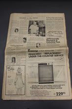 Load image into Gallery viewer, Louisville Times, May 21, 1970, Wall To Wall For Nixon