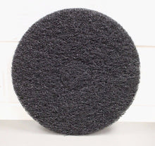 Load image into Gallery viewer, Skilcraft Thick Black Stripping Pad,15 inch, 5 per box, 4015, 7910-00-820-9917