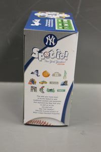 New York Yankee Spot It! Edition Baseball Party Card Game, Ages 7+, New!