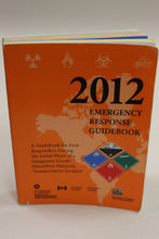 Load image into Gallery viewer, 2012 Emergency Response Guidebook