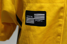 Load image into Gallery viewer, Official US Soccer Federation Sports Referee Polo Shirt, Small, Yellow