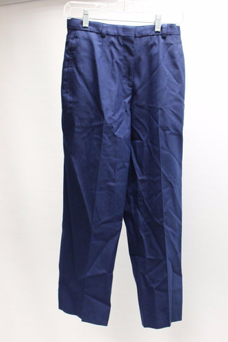 US Army Women's Blue Dress Slacks, 55% Poly 45% Wool, Sizes 10JP, 10MT, 14MP